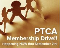 PTCA Membership Drive!