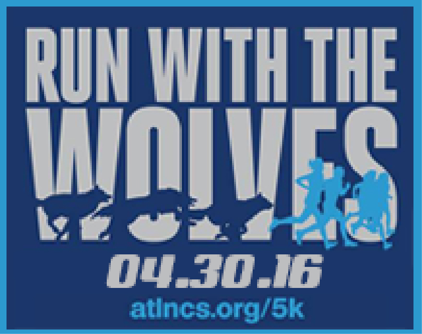 Run With The Wolves!