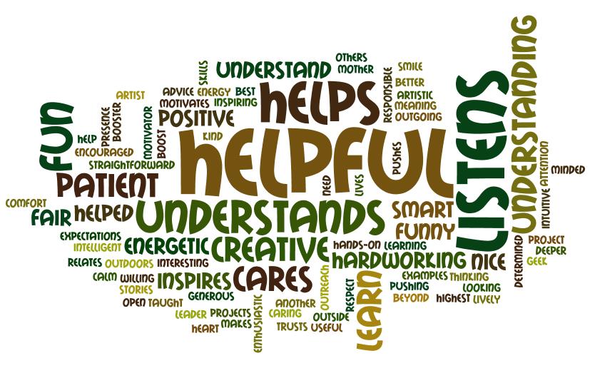 words to describe a school principal