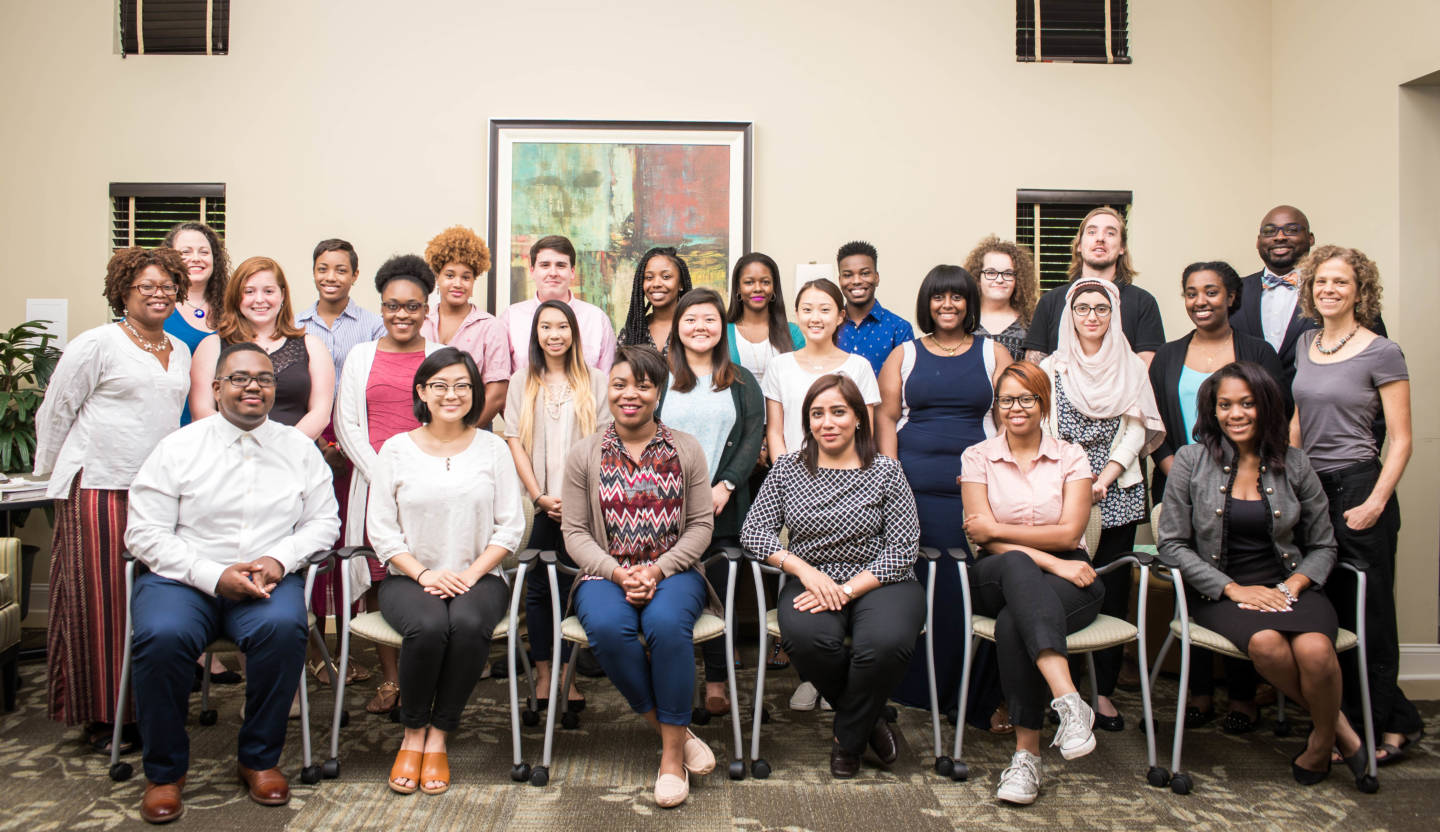 Cohort 2: 2016-2017 Year 1 New Teacher Residents and CREATE Administrators