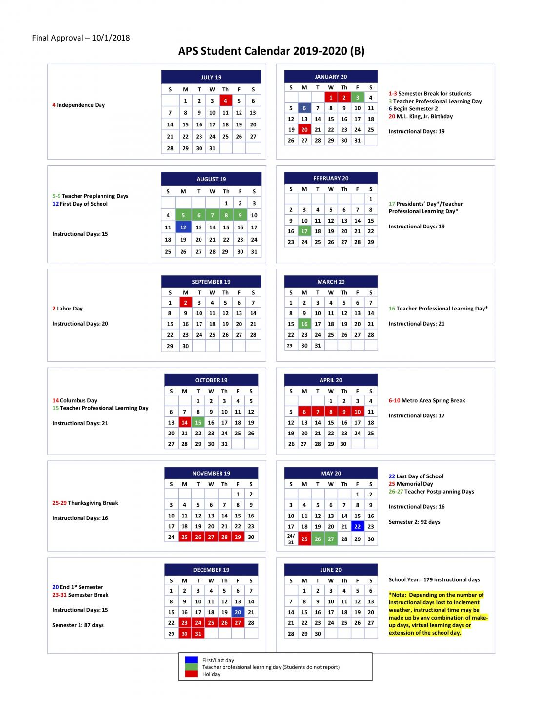 Chatham county school calendar 2020 2020 | Board Approves SCCPSS